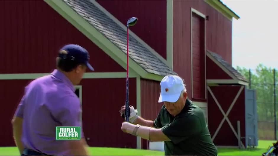 Triple amputee helps thousands find joy through golf
