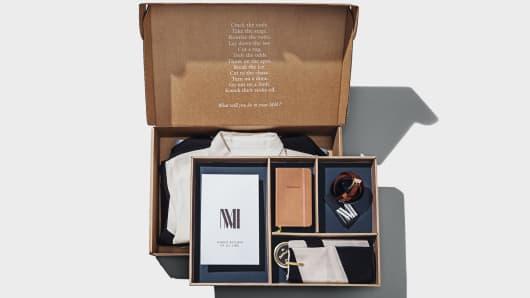 Bento box by MM LaFleur