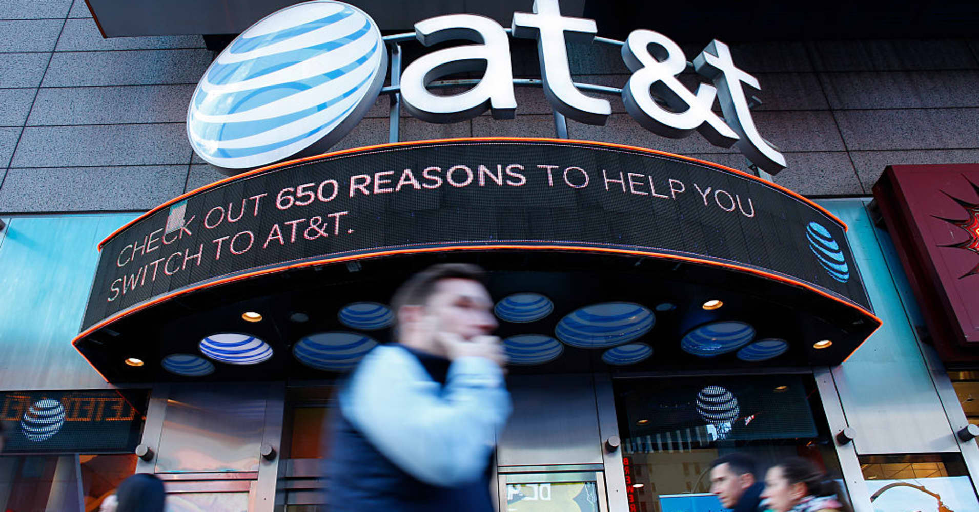 Att To Buy Straight Path Communications For 125 Billion
