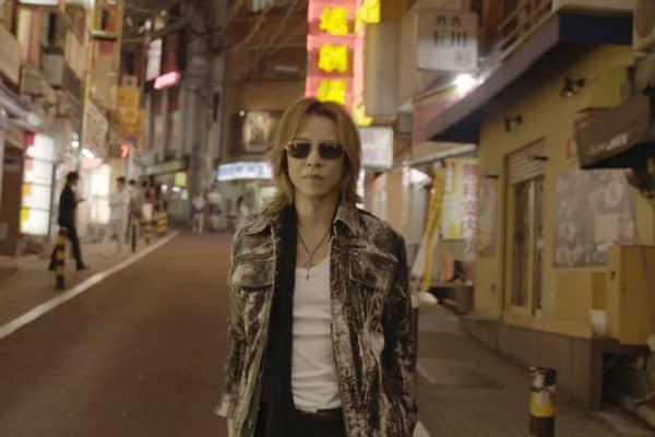 Yoshiki Hayashi, Japanese musician and producer.