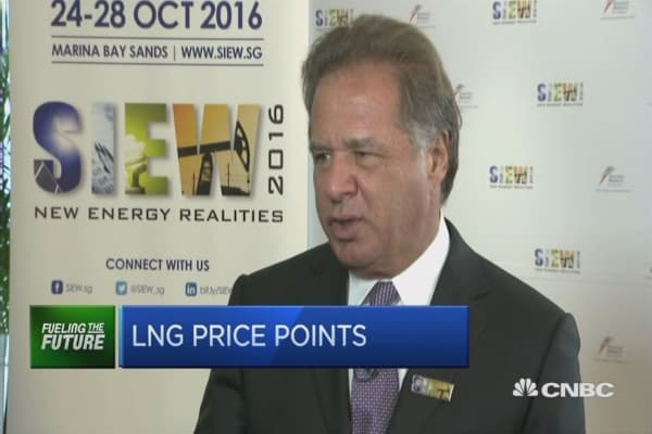 Nature of LNG business is changing: Expert
