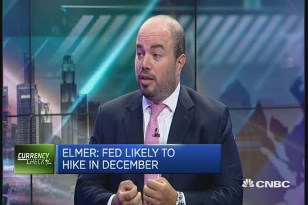 USD rally gives opportunity to build shorts: Strategist