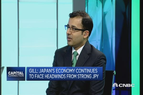Japanese equities 'essentially a yen trade': Strategist