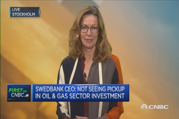 Our conservative view on capital helps us: Swedbank CEO