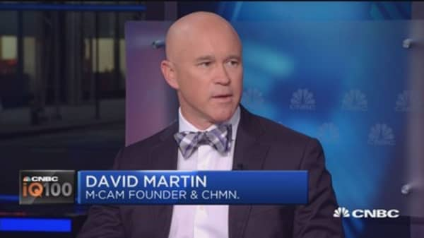 David Martin: Defining innovation by the numbers