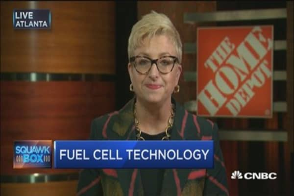 Fuel cell driven partnership provides energy storage