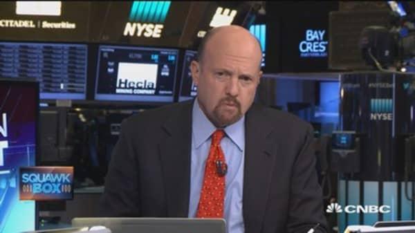 Cramer: DuPont & P&G's 'remarkable' quarters