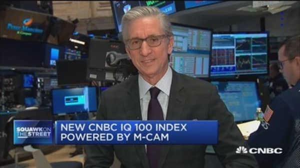 Unveiling the CNBC IQ 100 Index