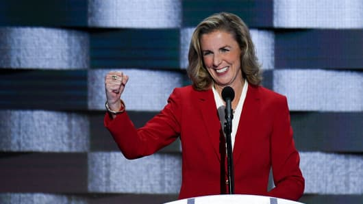 Senate candidate from Pennsylvania Katie McGinty.