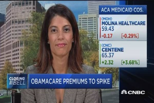 Analyst: Hospitals already experienced taper from ACA