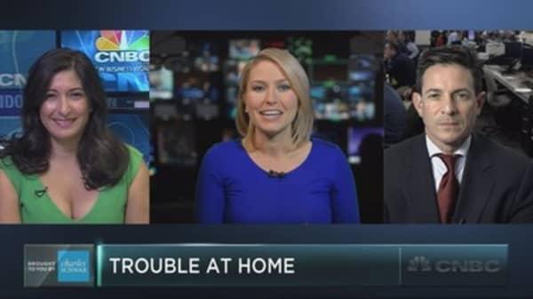 Home improvement stocks deteriorate