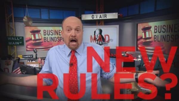 Cramer Remix: Regulators won't play by the rules for AT&T and TWX