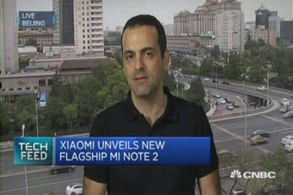 Xiaomi VP on battery technology and QC