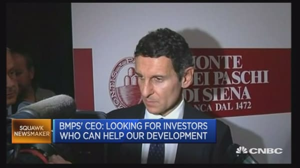 Looking for investors who can help BMPS' development: CEO