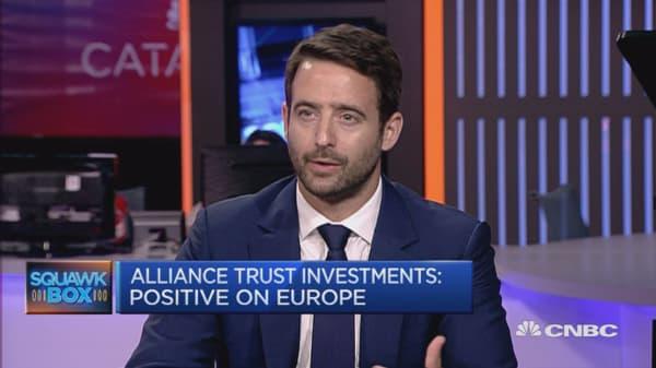 Positive on Europe: Alliance Trust