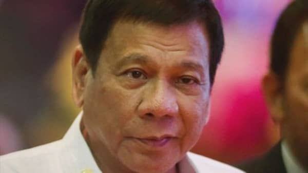 Philippine's Duterte slams US again