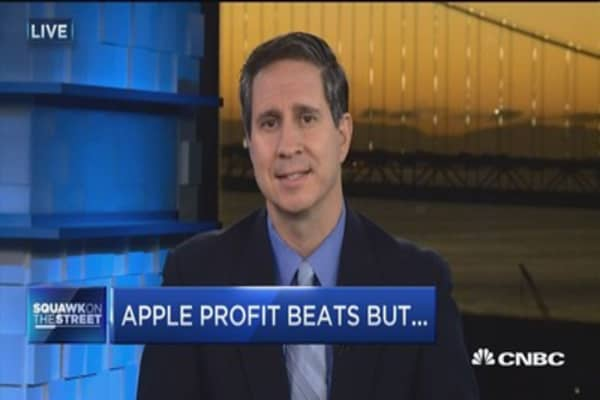 iPhone demand a 'good problem to have': Analyst