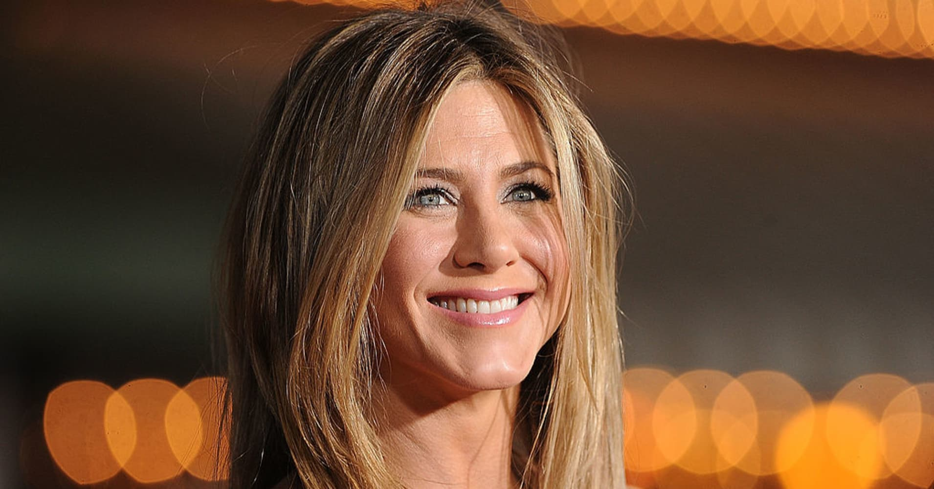 Actress Jennifer Aniston.