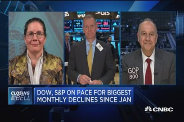 Closing Bell Exchange: Something wrong with market?
