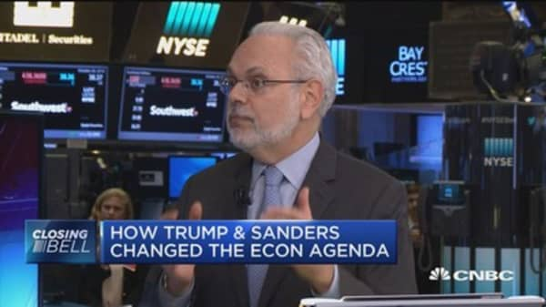 How Trump & Sanders changed the economic agenda