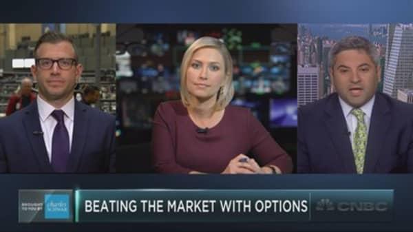 Goldman's plan for making money on earnings