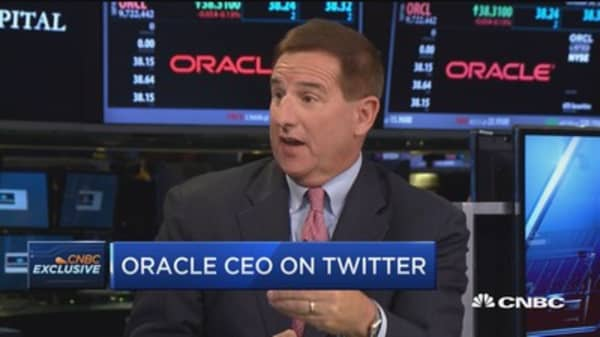 Oracle CEO: Offer for NetSuite is best & final