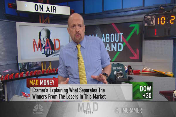 Cramer: The secret sauce behind earnings season success this quarter