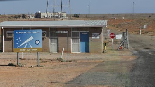The Woomera Prohibited Area