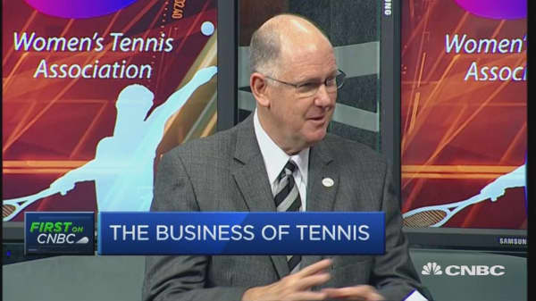 Could tennis matches become shorter in the future?