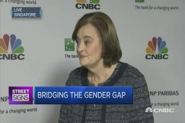 How mobile tech is bridging the gender gap