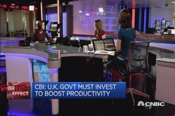 Barrier-free access to the single market is key: CBI
