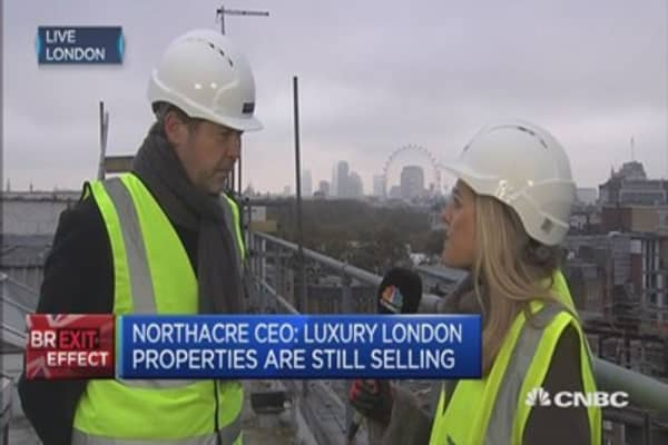 Luxury London properties are still selling: Northacre CEO