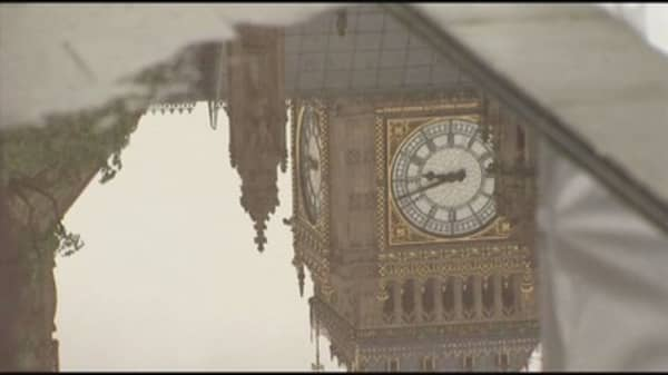 British economy grows after Brexit vote