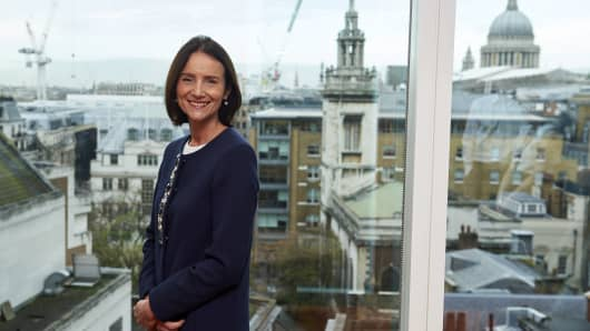 Director-General of The Confederation of British Industry (CBI), Carolyn Fairbairn