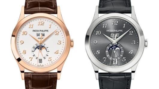 Patek Philippe's 20th anniversary watch
