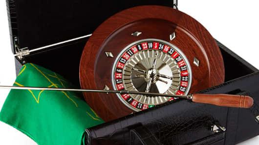 Bergdorf Goodman Roulette Set