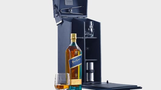 Johnnie Walker Tasting Kit
