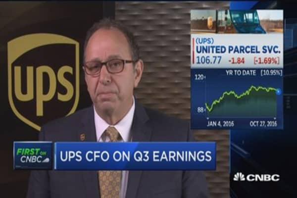 UPS expects to make over 700 million deliveries this season: CFO