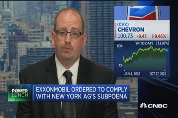 Big oil earnings ahead