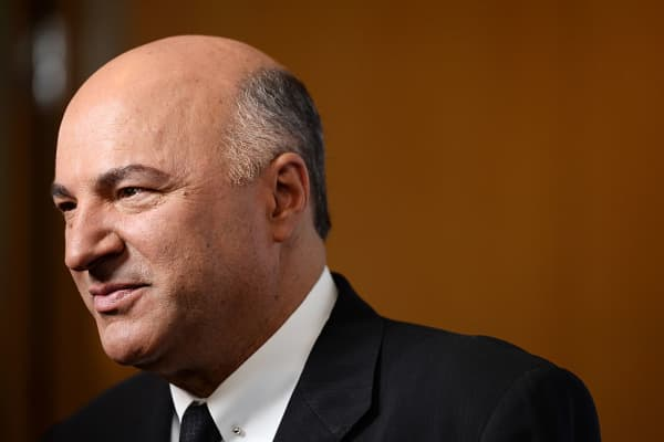 Business investor and television personality Kevin O'Leary