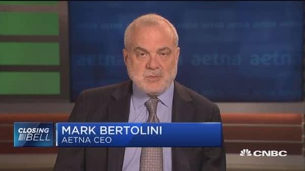 Aetna CEO: Obamacare risk-adjustment program is biggest issue