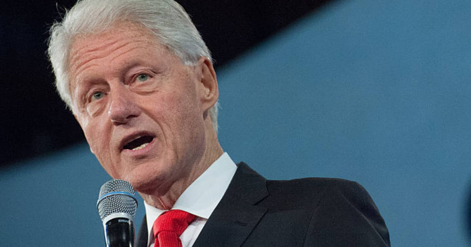 Bill Clinton blasts suggestion of misuse of foundation funds, calling it a 'personal insult'