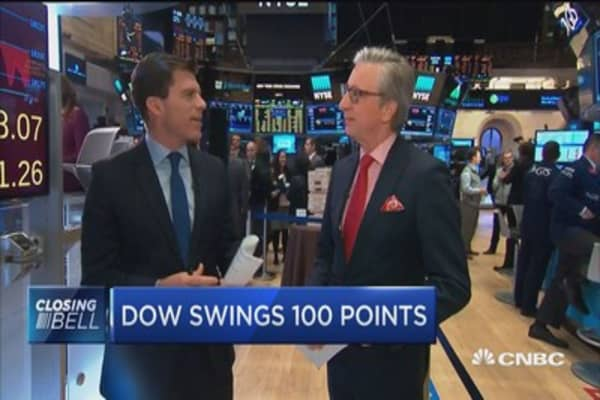 Pisani: Earnings good, but market still 'crummy'