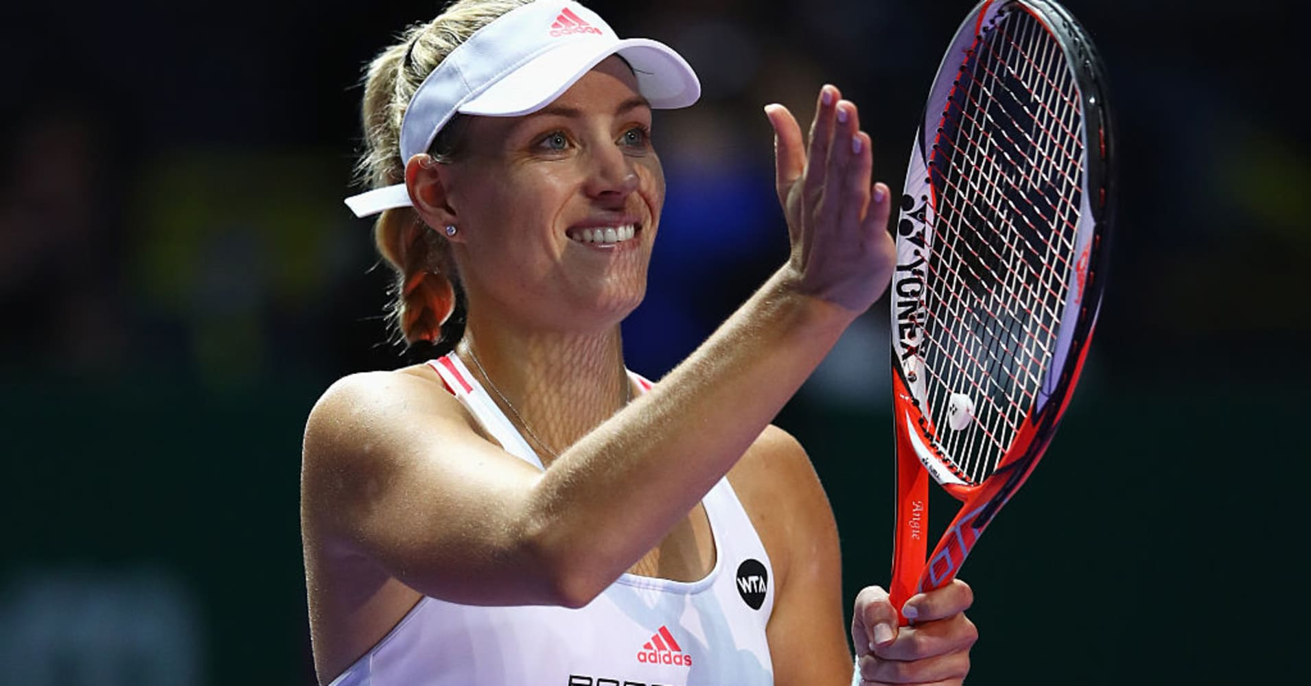 Angelique Kerber denies Serena Williams an historic win at Wimbledon