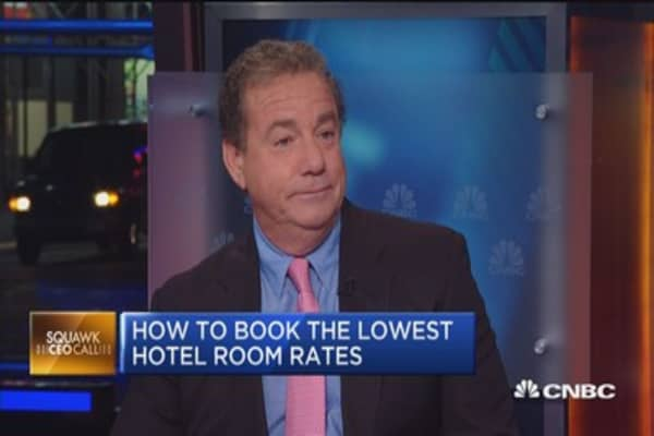 Choice Hotels CEO: Won't want to own Trump hotel