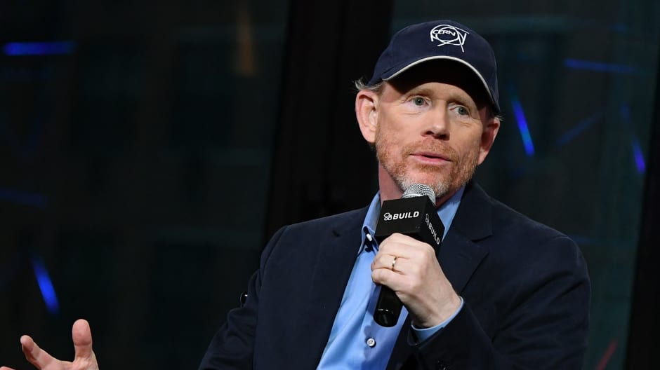 Ron Howard: Avoid opportunistic projects with these 3 questions