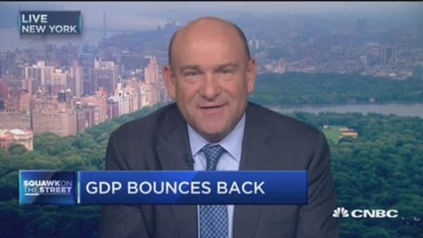 GDP bounces back