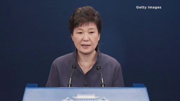 South Korea's President facing heat amid security scandal