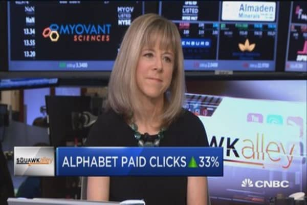 Mahaney on Amazon: It's a 'buy on the blip' moment