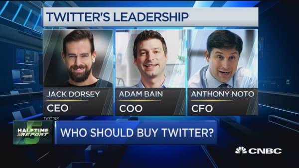 Levinsohn: Google is the right buyer for Twitter